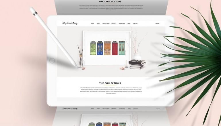 Stephanie Borg Website